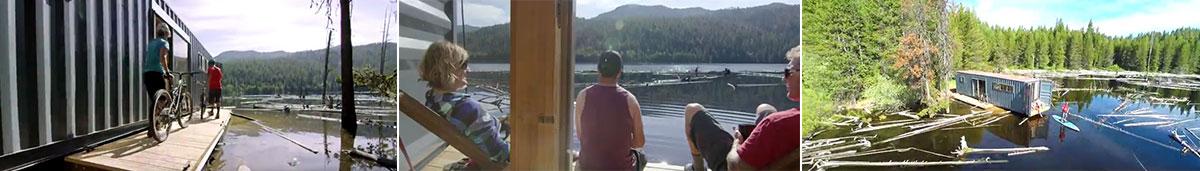 Jug Mountain Ranch Alpine Cabin